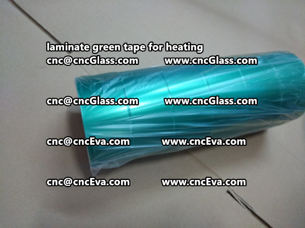 Green Tape 30 and 35mm for laminating (13)