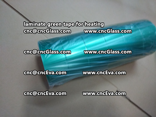 Green Tape 30 and 35mm for laminating (15)