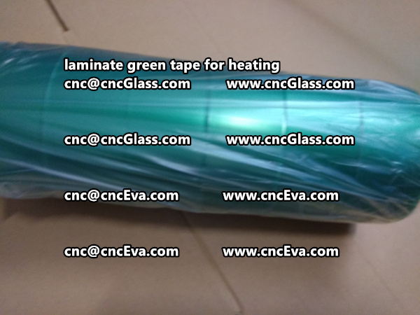 Green Tape 30 and 35mm for laminating (9)